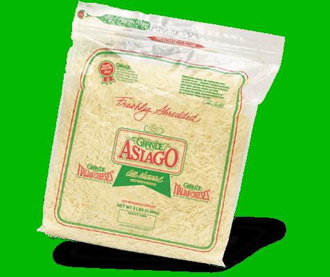 00972-Asiago Shred 3lb