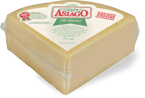 00852-Asiago Quarters Approx. 6lb