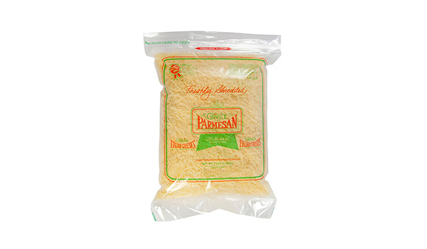 00952-Grande Parmesan Shred 3lb