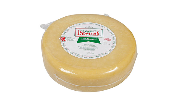 00870-Grande Parmesan Wheel Vacuum Packed Approx. 24lb