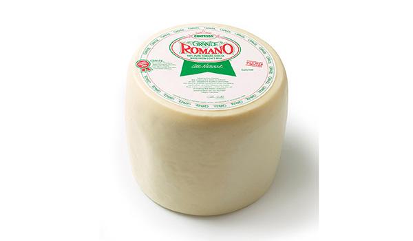 00525-Grande Romano Wheel White Wax Approx. 24lb