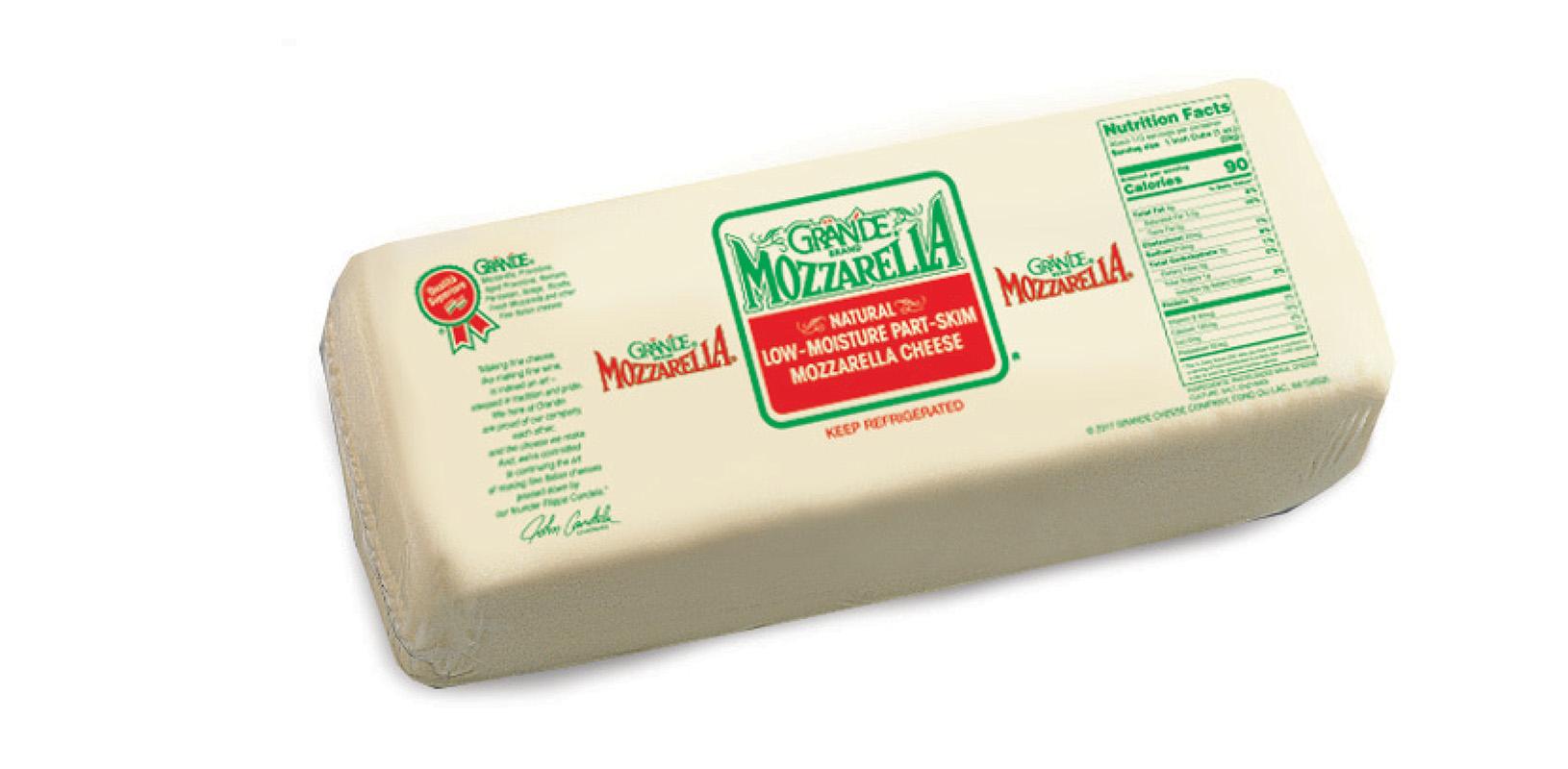 Part Skim Mozzarella Loaf