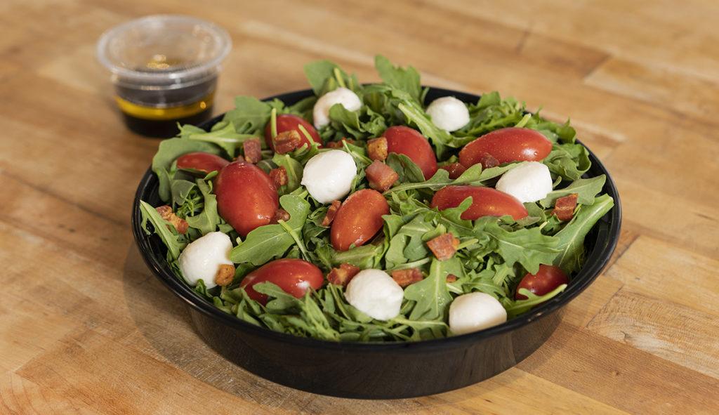 Pancetta & Arugula Salad
