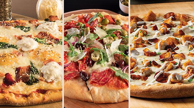 Trending Pizza Ingredients