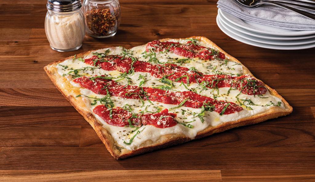 Grandma Pizza featuring Grande Avorio